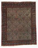 Antique Afshar Rug Persia 411 x 62