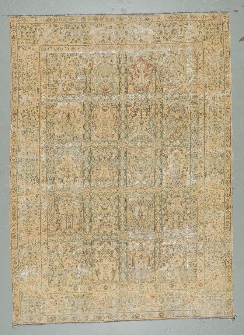 Semi-Antique Kerman Rug, Persia: 7'9'' x 10'8''