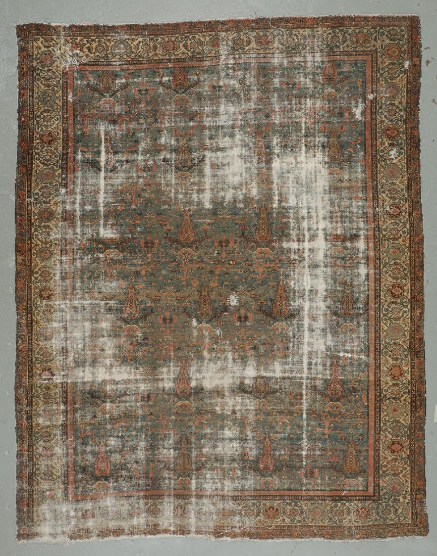 Antique Malayer Rug, Persia: 10'2'' x 13'0''