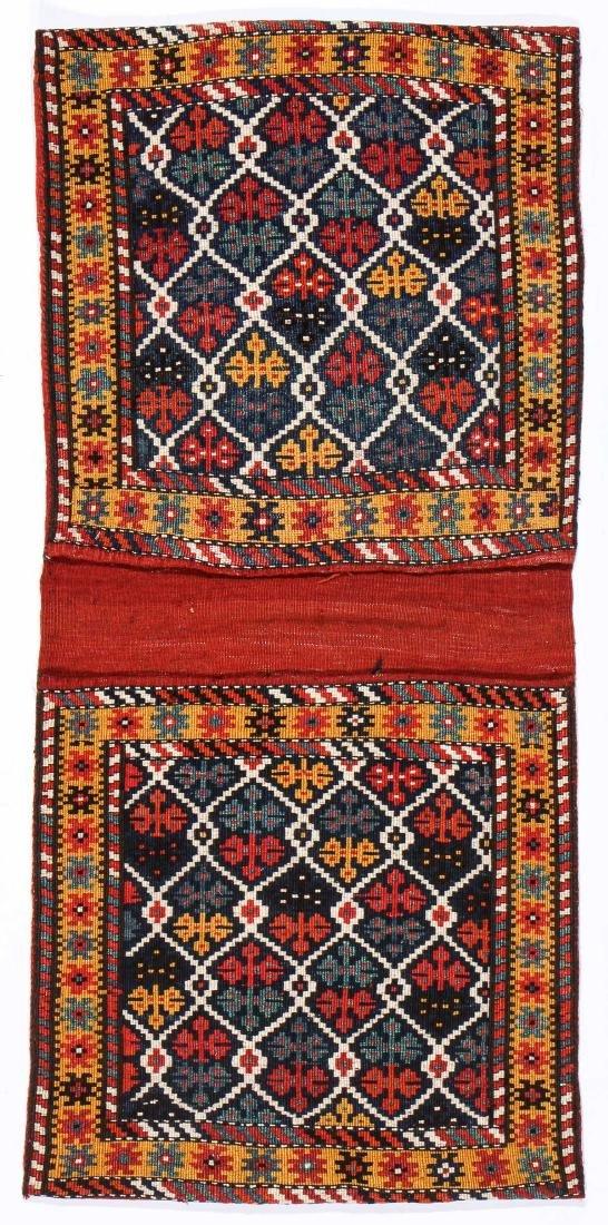 Quchan Kurd Khorjin, Persia, Late 19th C