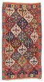 Fine East Anatolian Erzerum Kilim, 19th C.