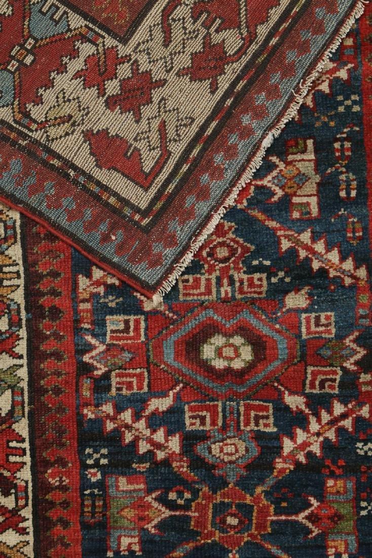 Antique Northwest Persian Rug, Late 19th C - 4