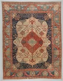 Mohtasham Kashan Rug, Persia, 19th C