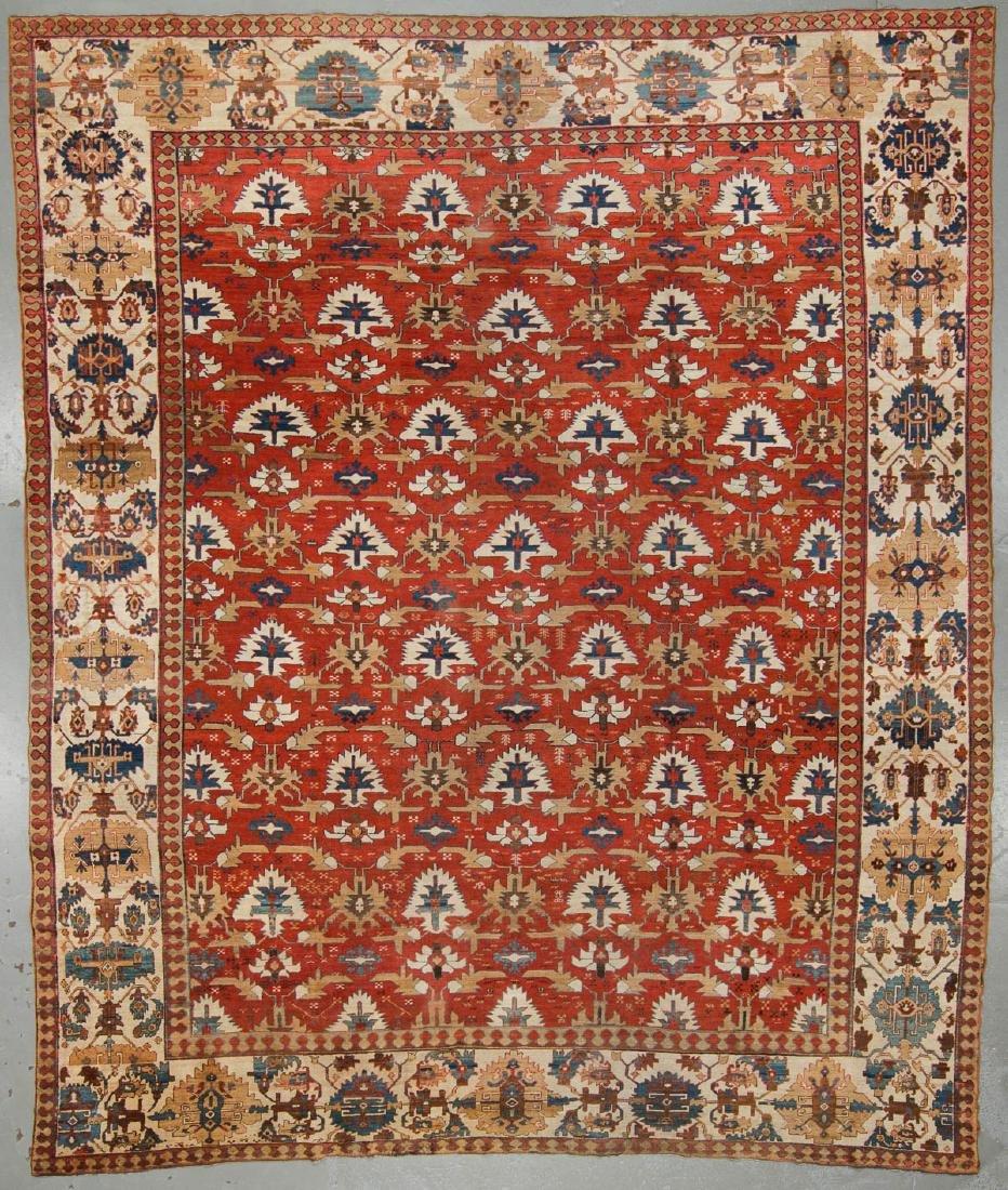 Fine Antique Bakshaish Rug, Persia: 16'3'' x 19'6''