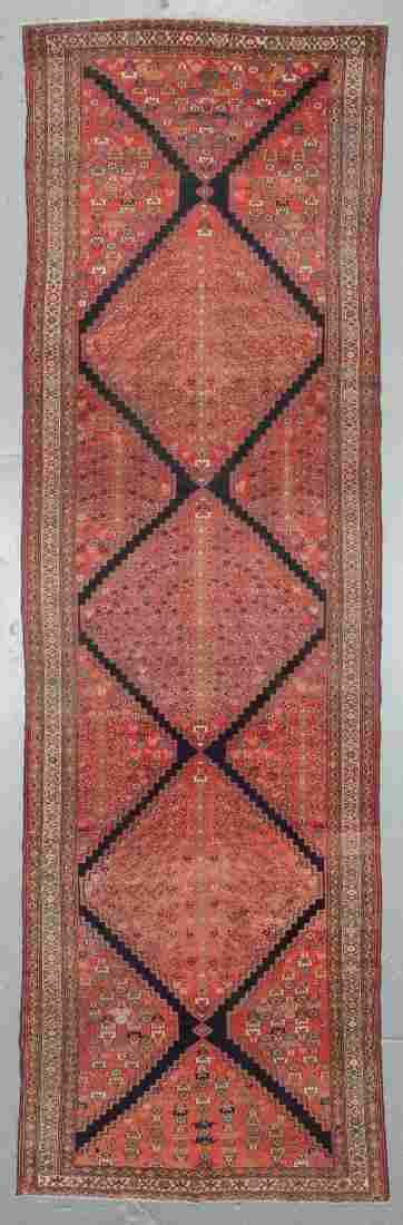 Antique Malayer Rug, Persia: 5'1'' x 16'5''