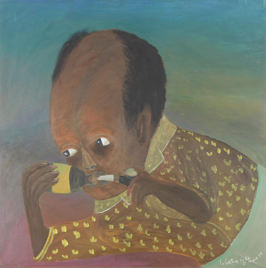 LaFortune Felix (Haitian/Aritbonite, 1933-2016)