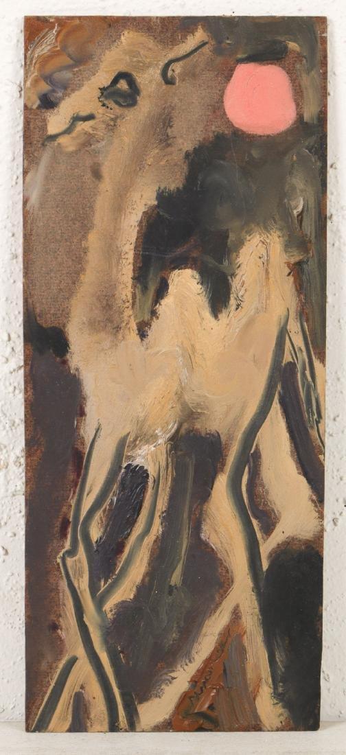 Sterling Strauser (American, 1907-1995) Camel