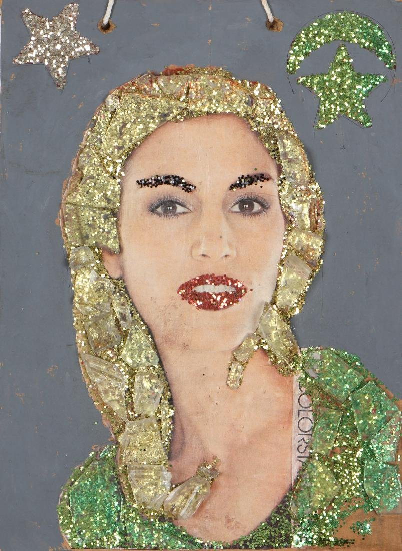 "Baltimore Glassman (1925-2003) ""Cindy"""