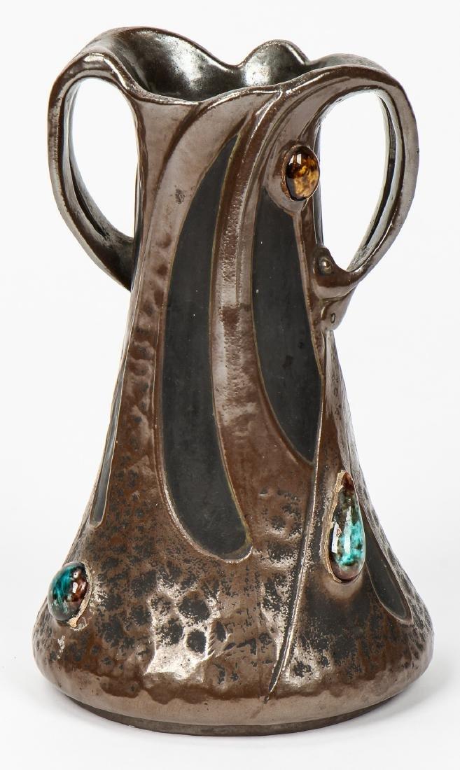 Bretby Clanta Ware Vase