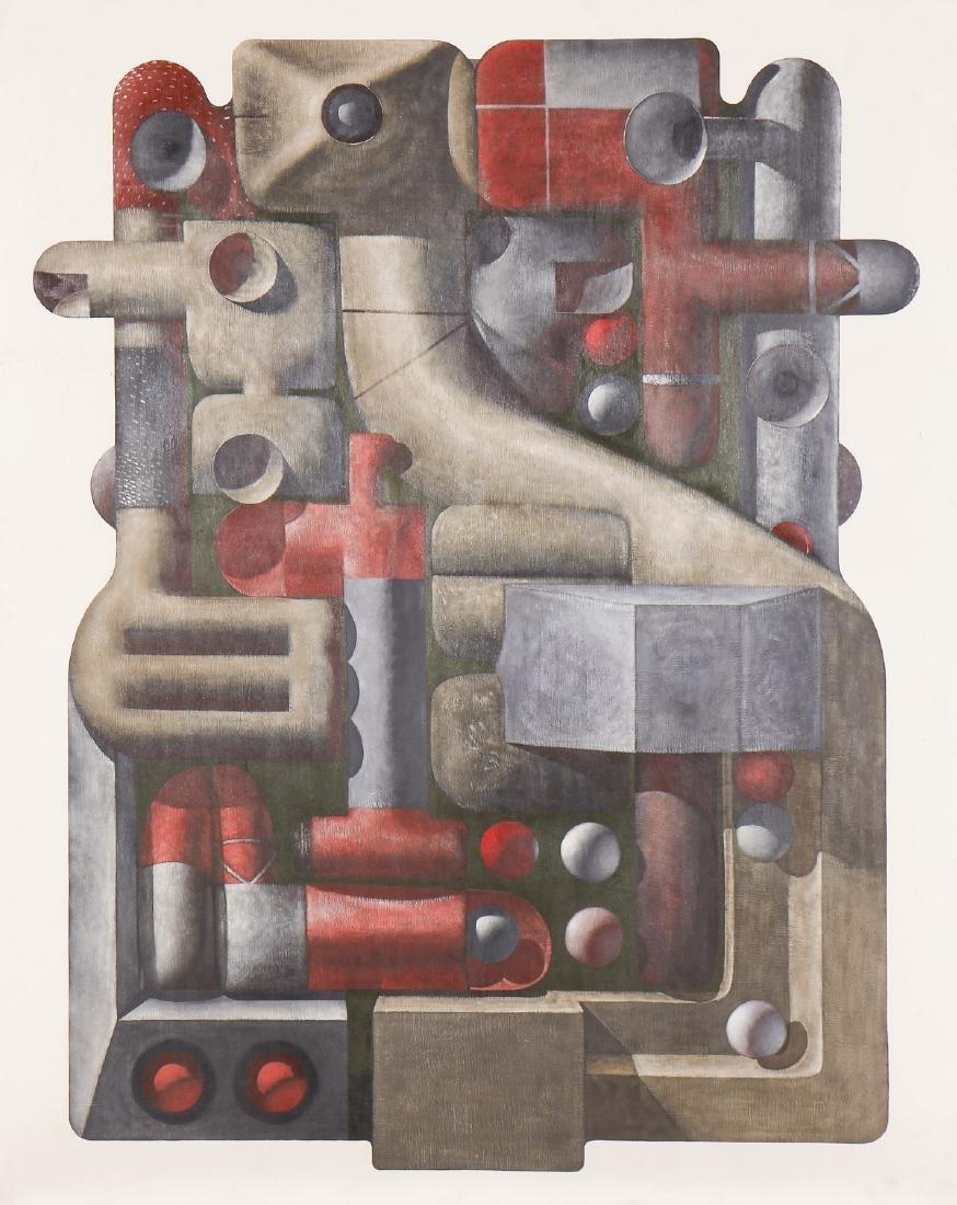 "Clayton Anderson (b. 1943) ""Colloid"""