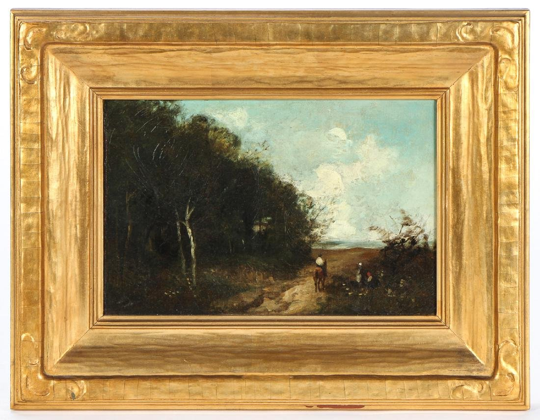 Att. to Jean-Baptiste-Camille Corot (French, 1796-1875)