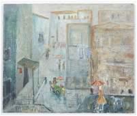 "Jon Serl (American/California, 1894-1993) ""Zacatecas"""
