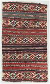 Antique Shirvan Kilim, Caucasus: 5'2'' x 9'0''