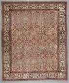 Antique Agra Rug India 1111 x 145