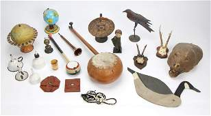 Decorator Lot of Collectibles