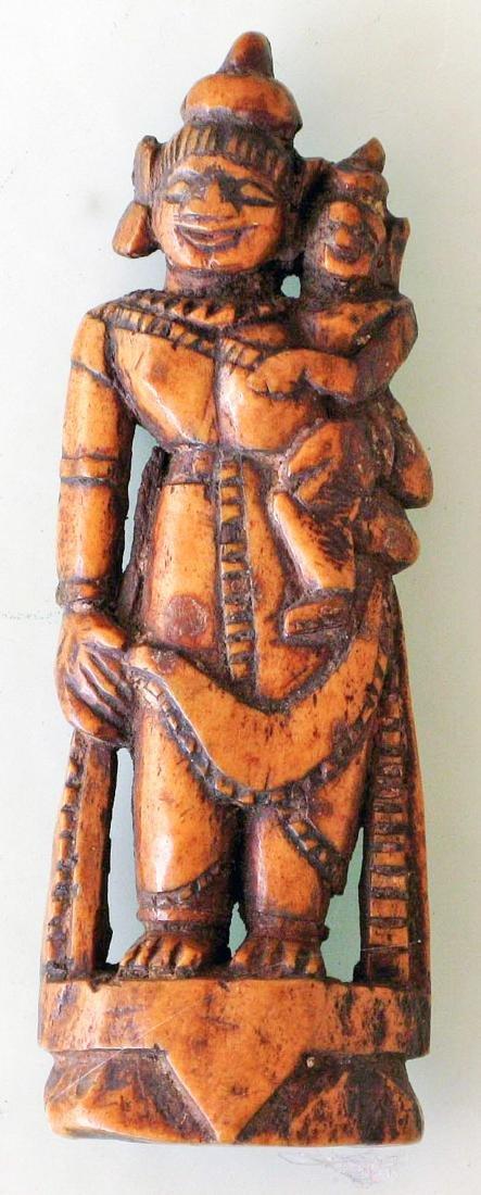 17th 19th C Bone Carving Orissa India Jul 29 2019 Material Culture In Pa