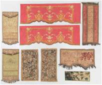 Collection of Antique Continental Tapestries (9)