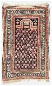 Antique Daghestan Prayer Rug Caucasus 36 x 54
