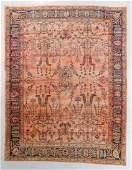 Antique Mahal Rug, Persia: 10'5'' x 13'4''