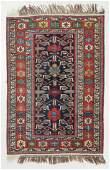 Caucasian Perpedil Rug, Early 20th C.: 4'4'' x 6'2''