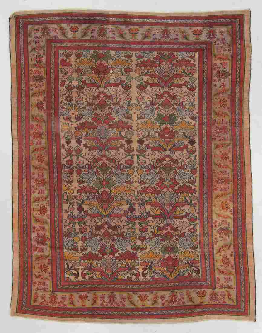 Antique Malayer Rug, Persia: 8'6'' x 11'1''