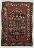 Antique Mehraban Rug, Persia: 4'6'' x 6'5''