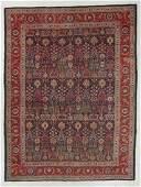SemiAntique Tabriz Rug Persia 811 x 1110