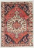 SemiAntique Baktiari Rug Persia 68 x 93