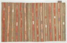 Turkish Kilim Patchwork Rug 30 x 50