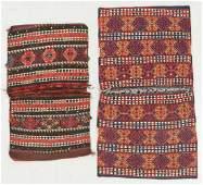 Two Antique East Anatolian Kagizman Heybe/Saddlebags