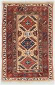 Antique Kuba Rug, Caucasus: 3'6'' x 5'5''