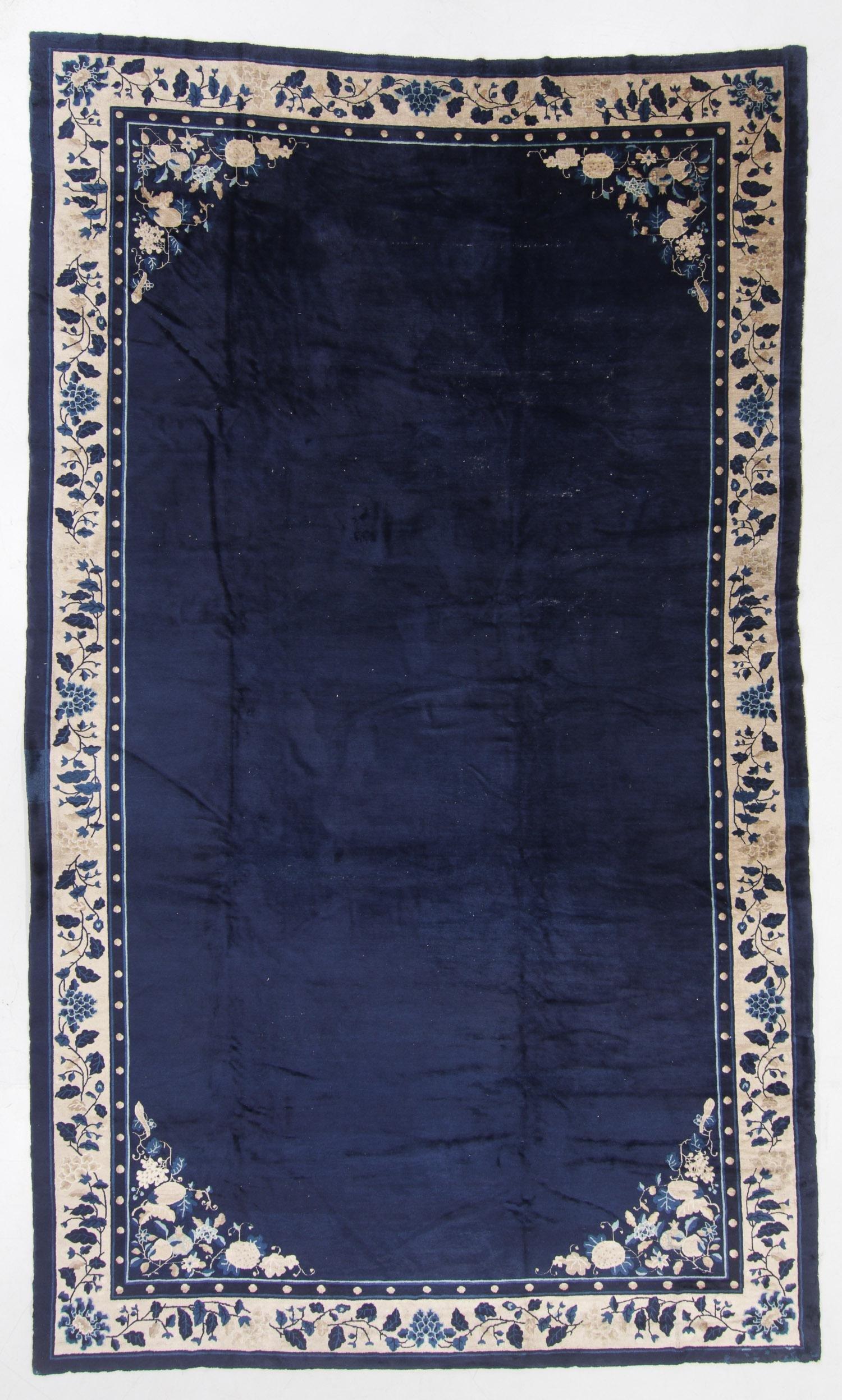 Antique Peking Rug, China: 10'4'' x 17'8''