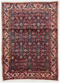 Semi-Antique Malayer Rug, Persia: 4'10'' x 6'6''