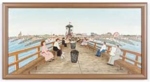 "Vestie Davis (1903-1978) ""Coney Island"""