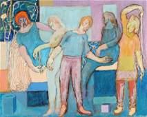 "Humbert Howard (1915-1990) ""The Jewelry Merchant"""