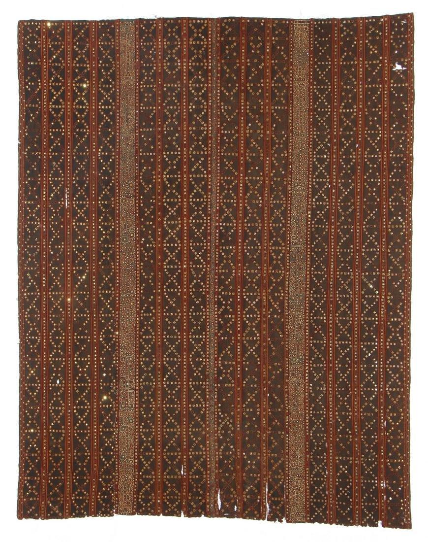 Antique Ceremonial Indonesian Tapis