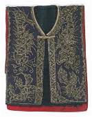Rare Antique Ceremonial Jacket Hani Akha People