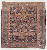 Antique Sumak Rug, Caucasus: 5'3'' x 5'5''
