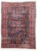 Antique Sarouk Rug Persia 89 x 119