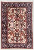 Vintage Heriz Style Rug, Turkey: 6'5'' x 9'6''