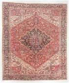 Semi-Antique Heriz Rug, Persia: 9'7'' x 11'6''
