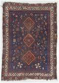Antique Afshar Rug Persia 310 x 53