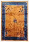 Art Deco Rug, Early 20th C, China: 10'1'' x 14'7''