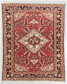 Semi-Antique Malayer Rug, Persia: 5'3'' x 6'5''