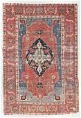 Antique Serapi Rug, Persia: 8'8'' x 12'9''