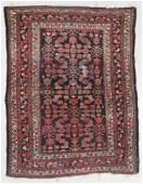 Antique Malayer Rug, Persia: 5'1'' x 6'4''