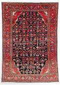 SemiAntique Malayer Rug Persia 72 x 103