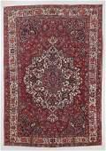 Semi-Antique Baktiari Rug, Persia: 12'5'' x 17'8''