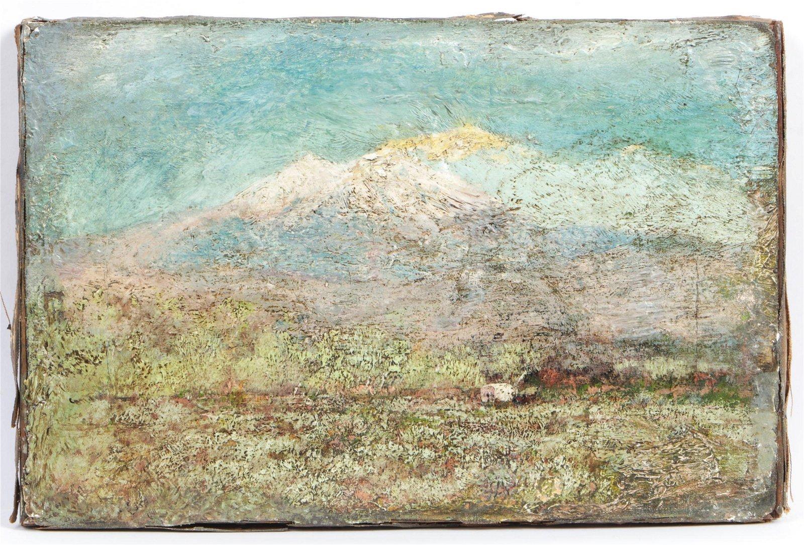 Attributed to Charles Partridge Adams (1858-1942)
