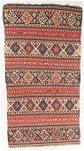 Antique Shirvan Kilim, Caucasus: 6'1'' x 11'1''
